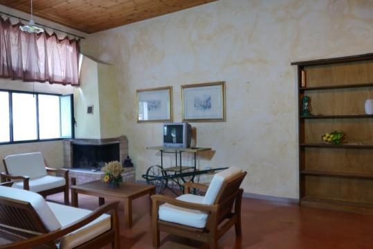Agriturismo in Calabria_Santacinnara_appartamenti con camino