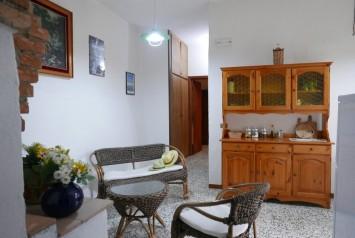 Agriturismo in Calabria_Santacinnara_appartamento Erminia_living