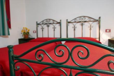 Agriturismo in Calabria_Santacinnara_appartamento Edy_camera