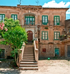 farmholidays in calabria_santacinnara_small villages